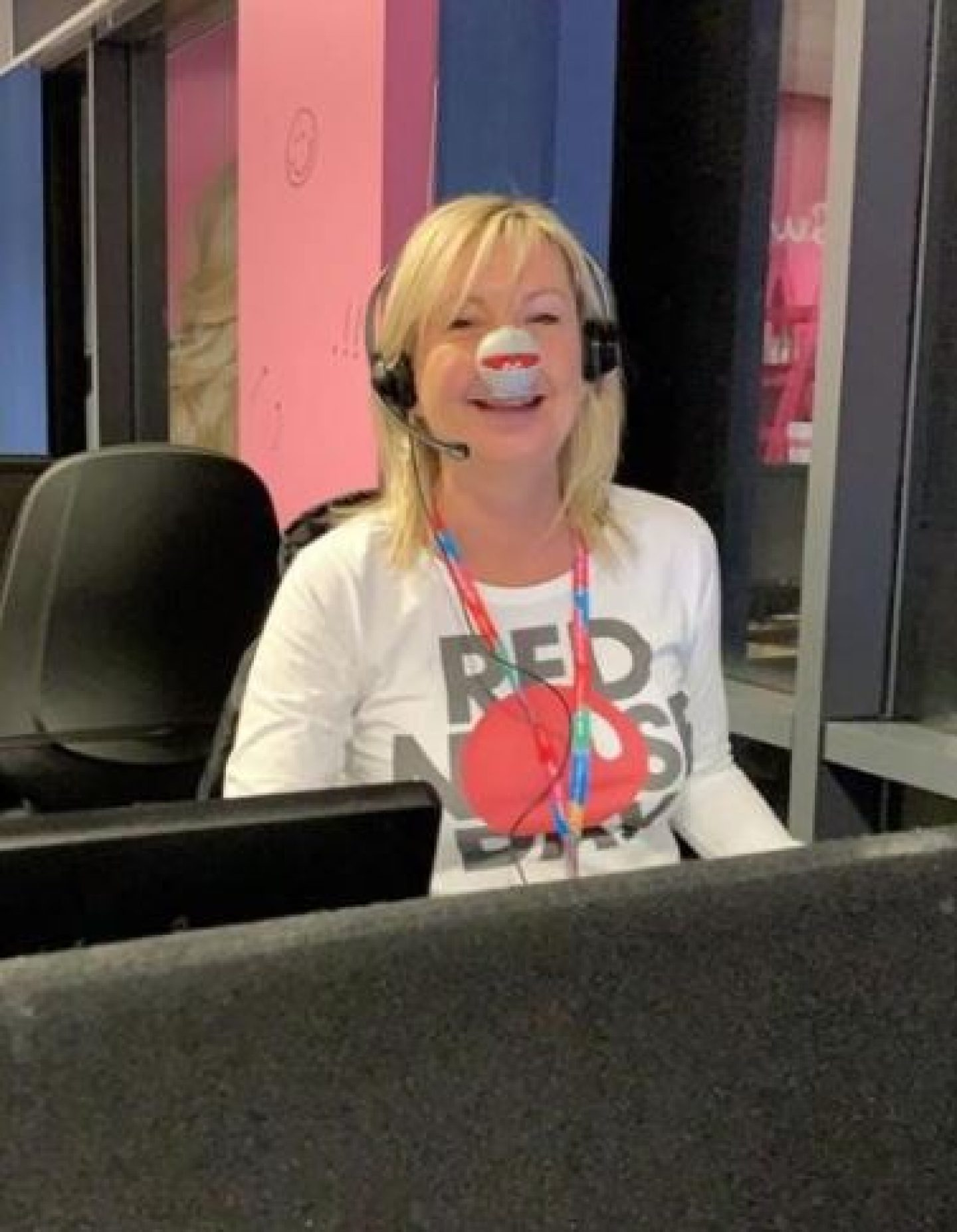 Recruit Right's red noses boost Comic Relief Funds