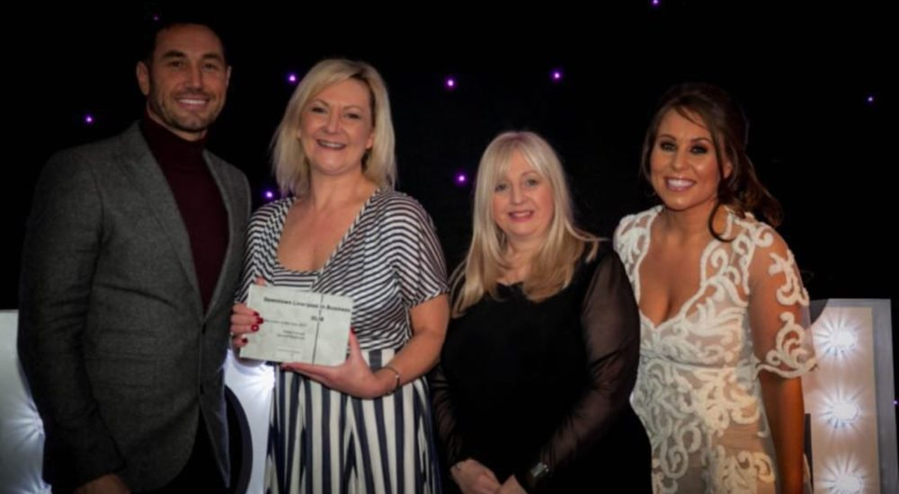 Recruit Right's Helen is Best Recruiter of the Year