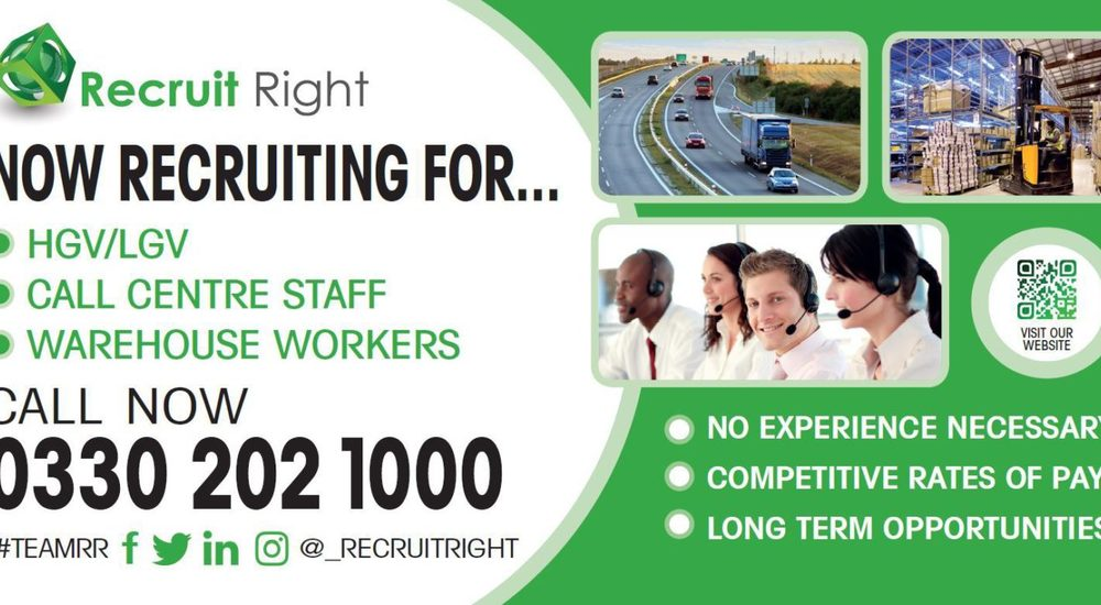 ​Recruit Right takes to the road with its job opportunities message