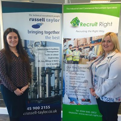Two from Russell Taylor Group in line for major professional award